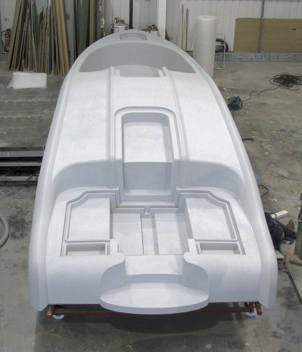 Light Weight GRP Cladding and Enclosures