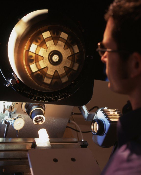 Measuring by X Rays, Ultrasonic and Surface Roughness