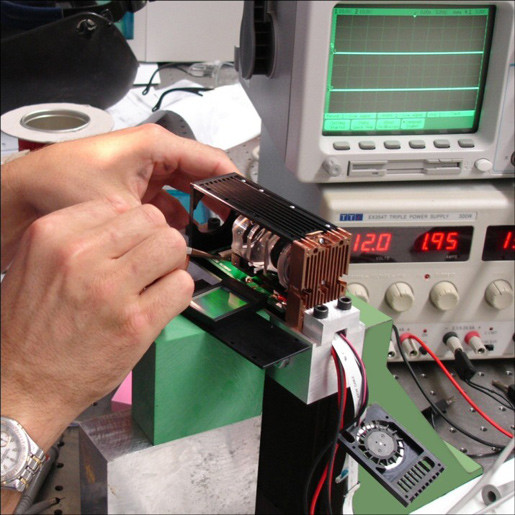 Opto-electronic-Testing-and-Prototypes