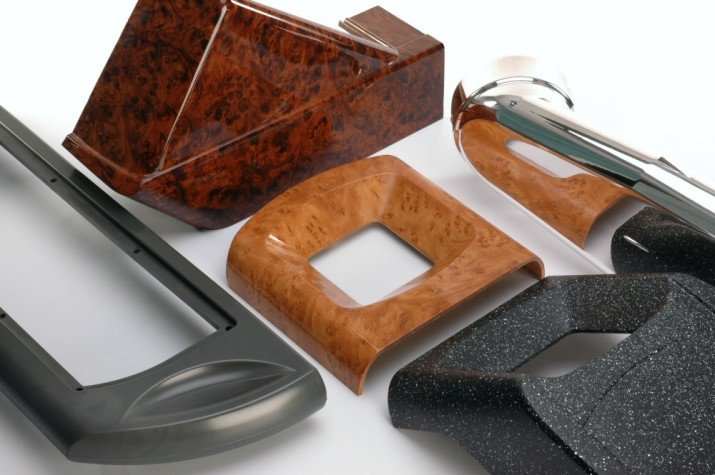 Decorative RIM parts