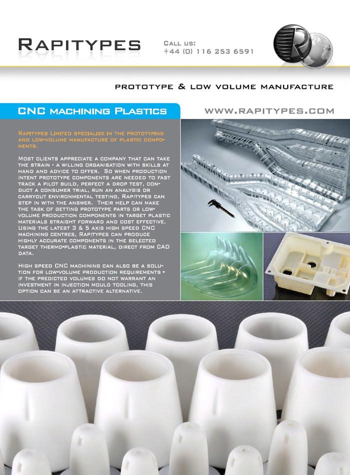 CNC-machining-Plastics