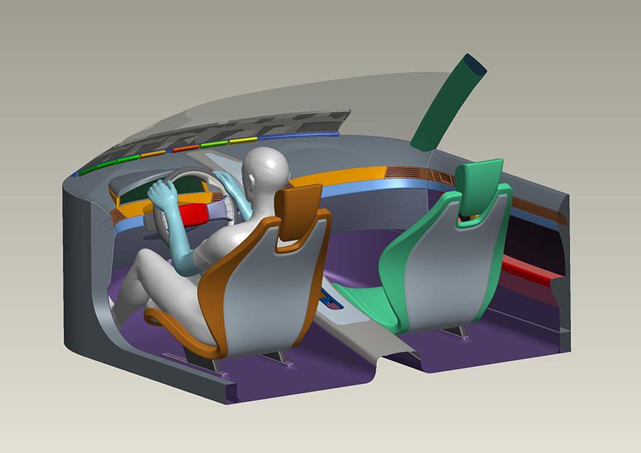 Automotve display engineering