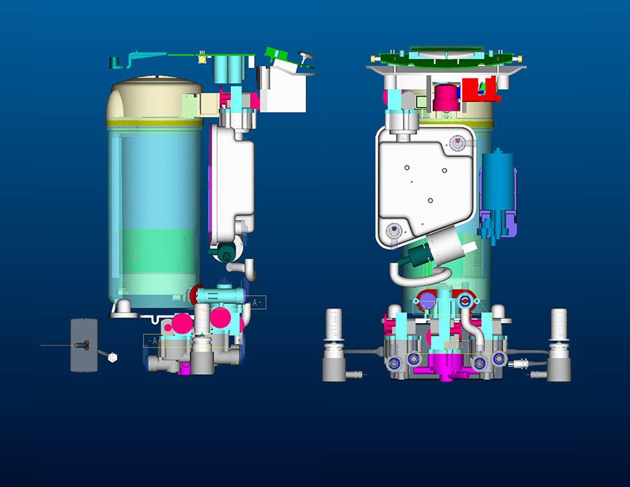 CAD engineering