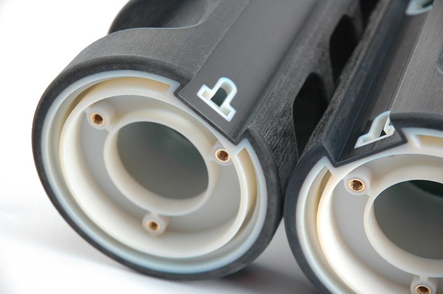 Composite rapid prototypes