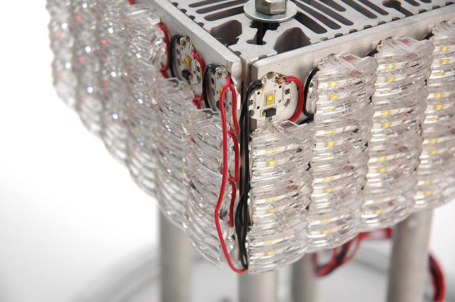 LED array design