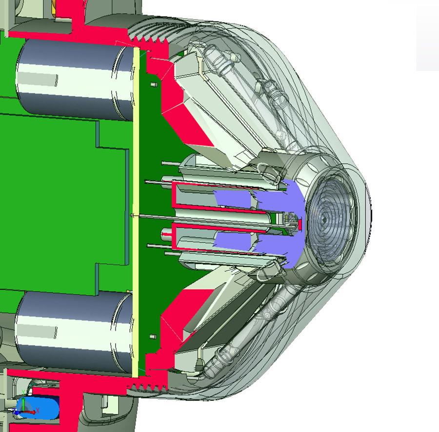 Lighting CAD design