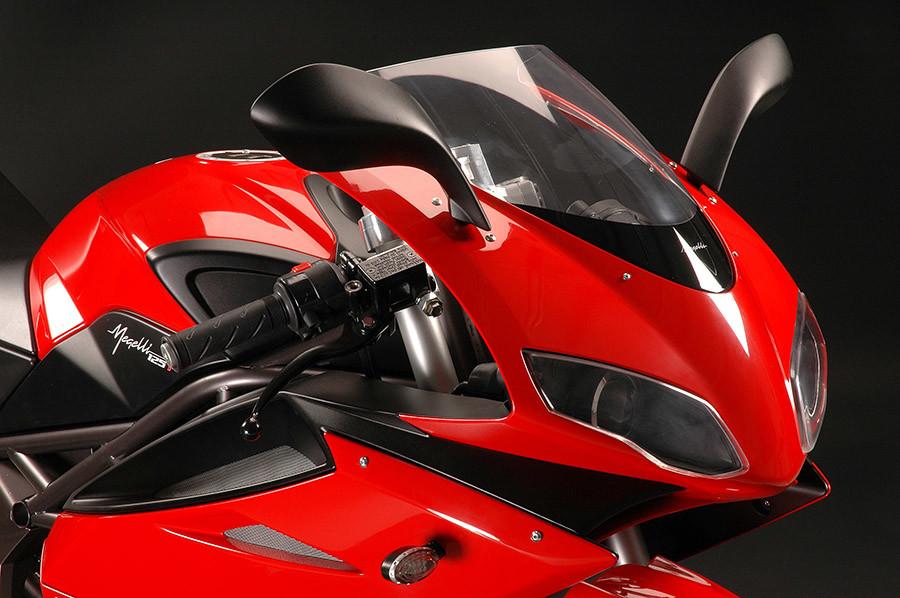 Motorcycle display models