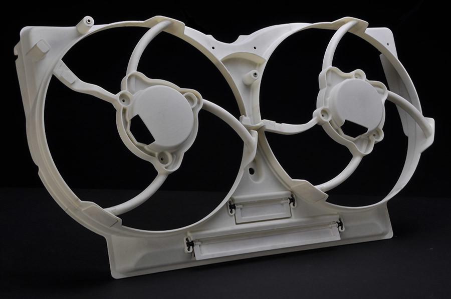 SLS rapid prototypes