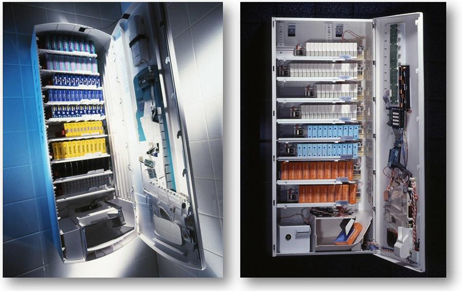 Vending machine design engineering