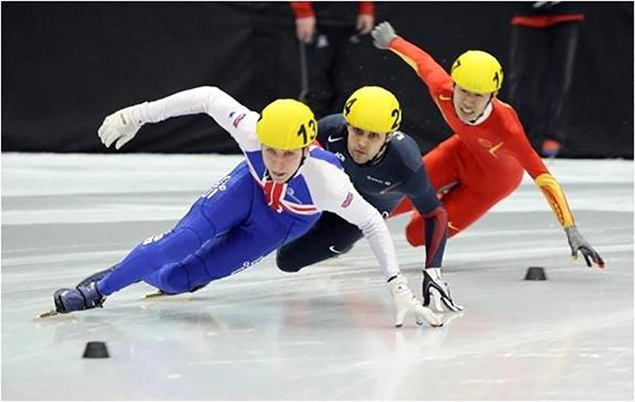 Speed skate blades